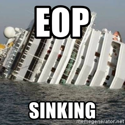 Sunk Cruise Ship - Eop  Sinking