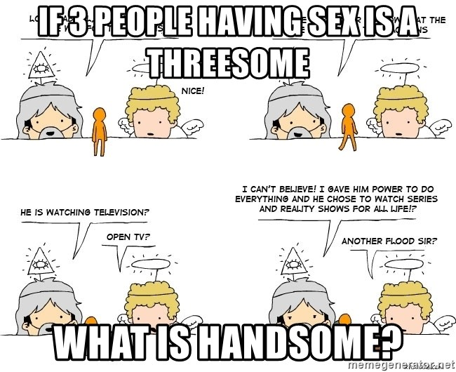 People Are Having Sex