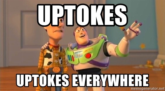 Consequences Toy Story - Uptokes UPTOKES EVERYWHERE