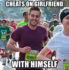 Ridiculously photogenic guy (Zeddie) - Cheats on girlfriend With Himself