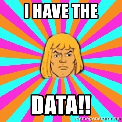He-Man - I HAVE THE DATA!!