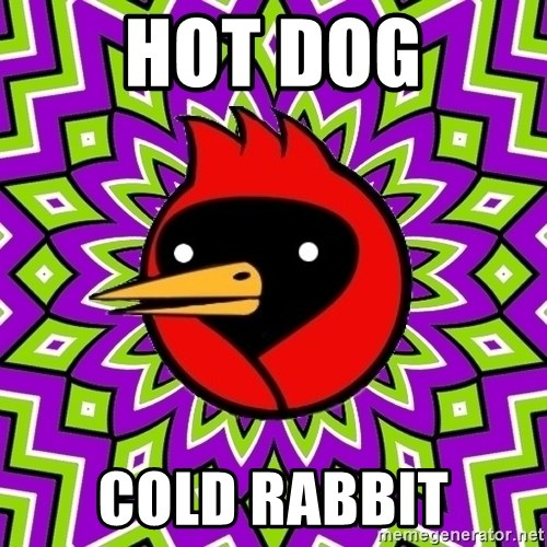 Omsk Crow - Hot dog Cold rabbit