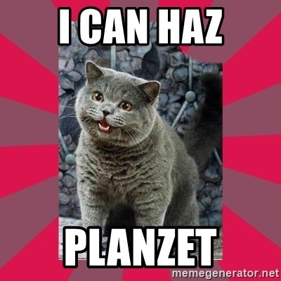 I can haz - i can haz planzet