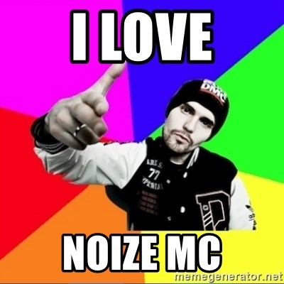 noizemc - I LOVE NOIZE MC