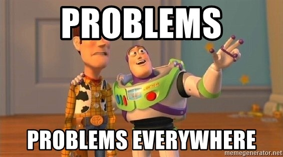 Consequences Toy Story - Problems Problems Everywhere