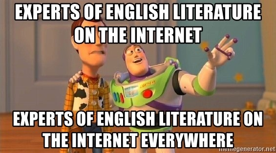 Consequences Toy Story - Experts of English literature  on the internet Experts of English literature on the internet everywhere