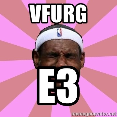 LeBron James - vfurg e3