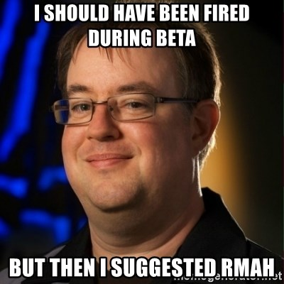 Jay Wilson Diablo 3 - I should have been fired during beta but then i suggested RMAH