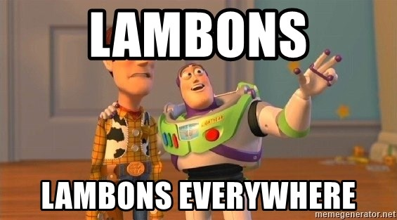 Consequences Toy Story - Lambons LAMBONS EVERYWHERE