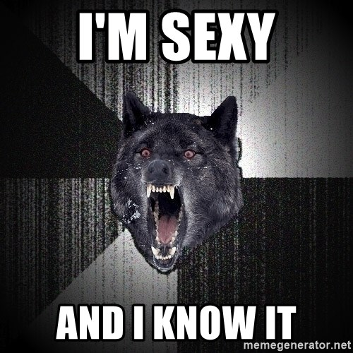 Insanity Wolf - I'm sexy And I know it
