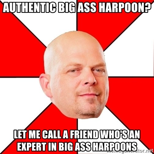 Image result for harpoon expert