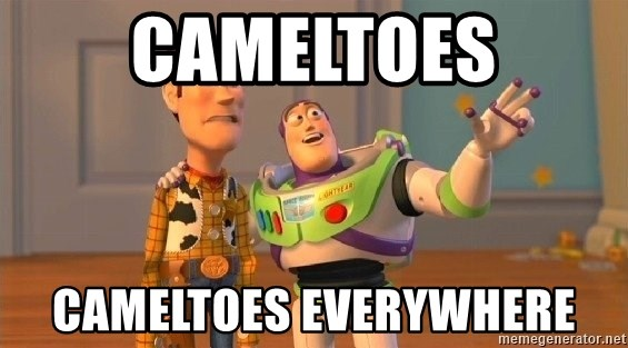 Consequences Toy Story - cameltoes cameltoes everywhere