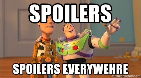 Consequences Toy Story - Spoilers  Spoilers everywehre