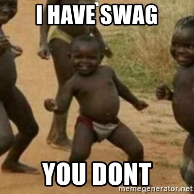 Black Kid - i have swag you dont