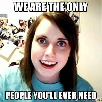 Overly Attached Girlfriend 2 - We are the only People you'll ever need