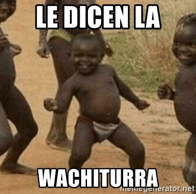 Success African Kid - le dicen la wachiturra