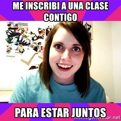 Possessive Girlfriend - Me inscribi a una clase contigo para estar juntos