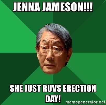 High Expectations Asian Father - Jenna Jameson!!! She just ruvs Erection day!