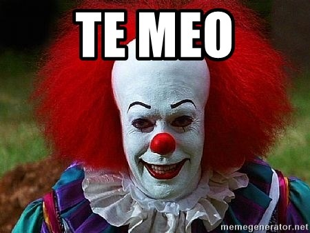 Pennywise the Clown - te meo