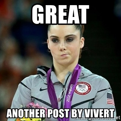 Not Impressed McKayla - great another post by Vivert