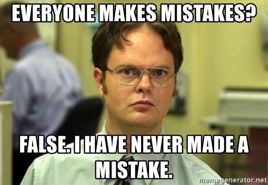mistakes-dwight-schrute-the-office-meme