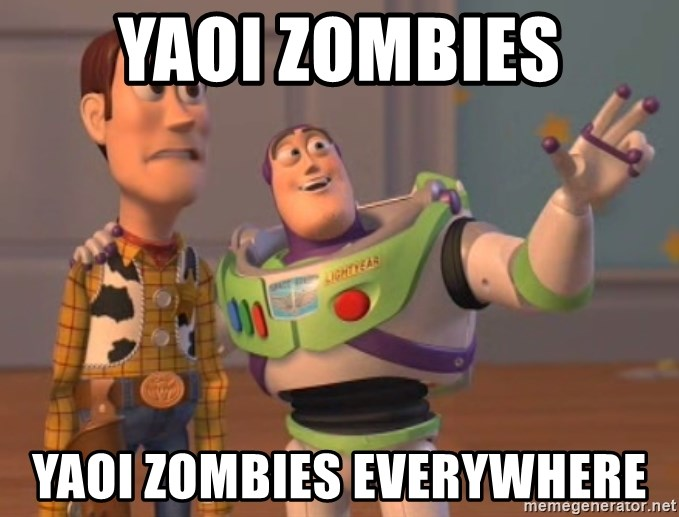 Tseverywhere - YAOI ZOMBIES yaoi zombies everywhere