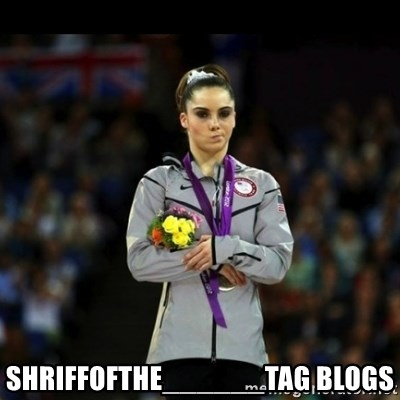 Unimpressed McKayla Maroney - shriffofthe______tag blogs