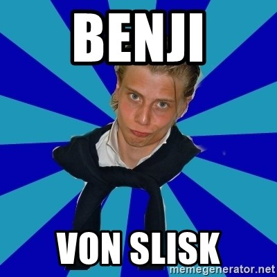 Typical Mufaren - Benji Von slisk
