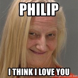 Prison Lady Like Yeahh - Philip i think i love you