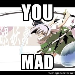 troll face - YOU MAD