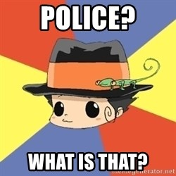 Reborn Logic  - Police? what is that?