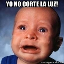 Very Sad Kid - yo no corte la luz!