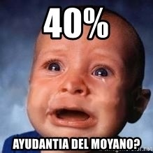 Very Sad Kid - 40% ayudantia del moyano?