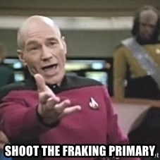 Picard Wtf - shoot the fraking primary