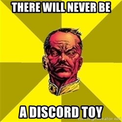 Fear Sinestro - There will never be a discord toy