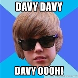 Just Another Justin Bieber - davy davy davy oooh!