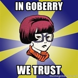 Smithies - IN GOBERRY WE TRUST