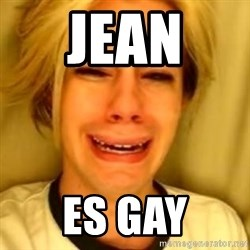 You Leave Jack Burton Alone - JEAN  ES GAY