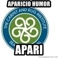 Seal Of Approval - APARICIO HUMOR APARI