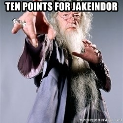 Dumbledore - Ten points for jakeindor