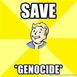 Fallout 3 - Save *Genocide*