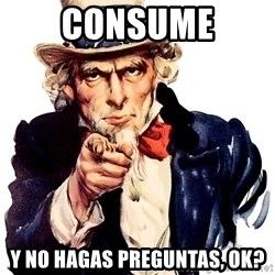Uncle Sam Point - consume y no hagas preguntas, ok?