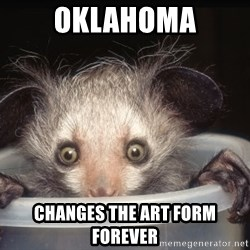 Fyeahtheatreayeaye - Oklahoma Changes the art form forever