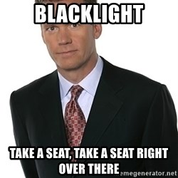 Chris Hansen - Blacklight take a seat, take a seat right over there