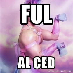 Unicorn Boy - ful  al ced