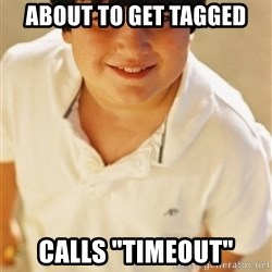 "Annoying Childhood Friend - about to get tagged calls ""timeout"""