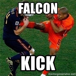 Netherlands - FALCON  KICK