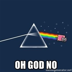nyan cat - oh god no