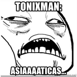 Sweet Jesus Face - Tonixman: asiaaaaticas...