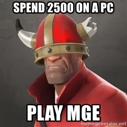 Furious Soldier - Spend 2500 on a PC PLAY MGE